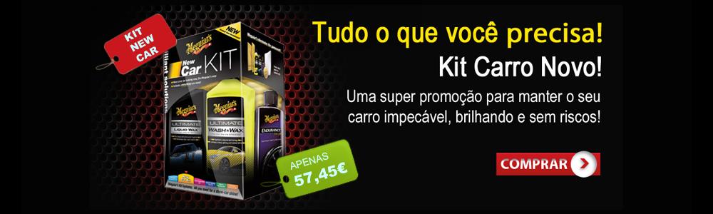 B2 G3200 - Kit Carro Novo